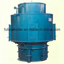 200-1000kg / H Caldera de vapor de leña con pellets