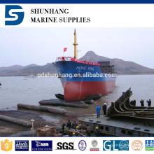 personalizar el pontón flotante marino utilizado para el levantamiento de barcos y la salavge