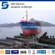 customize marine floating pontoon used for ship launching lifting and salavge