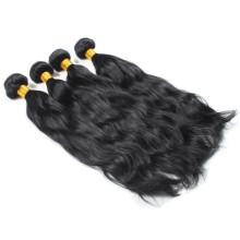 100% бразильский естественная волна Девы человеческих волос