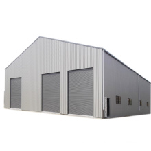 Low Cost ISO Cheap Bulk Multi Light Steel Structural Prefabricated Warehouses With Metal Structure