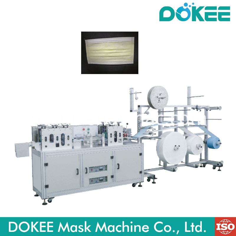 Medical Mask Body Making Machine