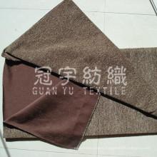 Yarn Dyed Plain Chenille Fabric for Sofa