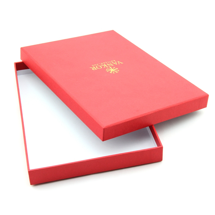 Red Apparel Gift Boxes 6