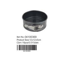 D12 * 5cm redonda / coração springform pan