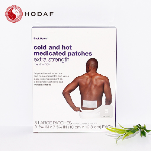 Herbal Pain Patch Untuk Back Pain Relieving Plaster
