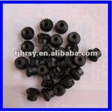 Engrenages coniques en métal petit