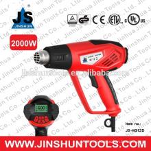 JS 2000W Elektrisches Heißluftgebläse Portable Heat Gun JS-HG12D