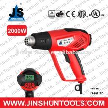 JS 2000W DIGITAL DISPLAY HOT AIR GUN JS-HG12D