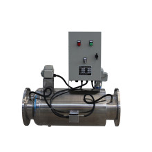 24 Hours Working Automatic Backwash Filter Sewage Treatment