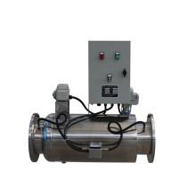 Filtration automatique de l'eau de lavage de contre-lavage en acier inoxydable