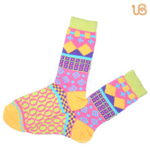 Women′s Colorful Winter Cotton Sock