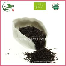 Le poids certifié biologique perd le thé noir Lapsang Souchong