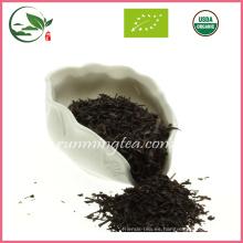 El peso orgánico certificado pierde el té negro Lapsang Souchong