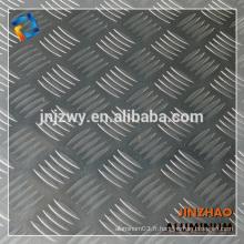 Feuilles estampées en aluminium de qualité supérieure à bas prix avec design pointeur