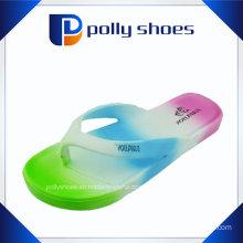 Fashion Color Soft Pcu Outdoor Slipper