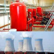 Pompes à eau pour centrale électrique