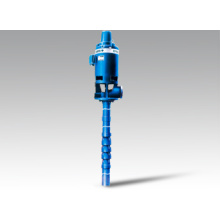 Подводный насос для вертикальной турбины API с длинным валом для химического масла