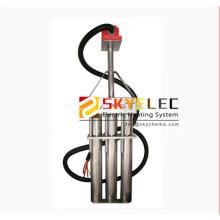 Calentador de titanio 100% garantizado para industrias de acabado de metales