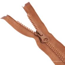 All size #3 #5 #8 #10 slider resin zipper puller printed zippper tape for plastic zipper