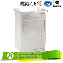 Hospital Stainless Steel Bedside Cabinet