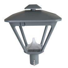40W IP66 Ik09 2700K-6500K Waterproof LED Garden Light