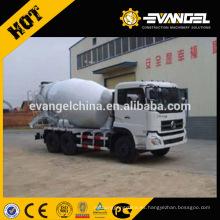 Mezclador de tránsito de hormigón Dongfeng 10m3 EQ3251GJ1