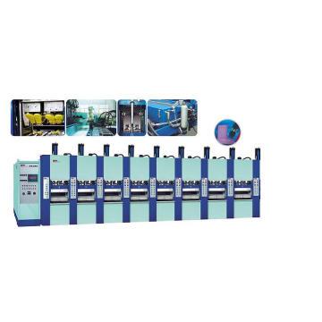 Machine de moulage par injection EVA Foam EVA entièrement automatique