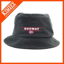 Sombrero del cubo de la impresión de encargo con su logotipo
