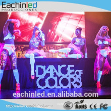 indoor full colour video led stage panel for party