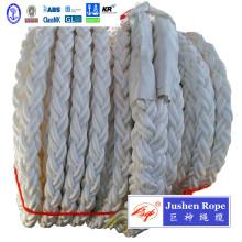 Corde d'amarrage pour amarrage de bateau et remorqueur