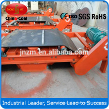RCDD-8 model Belt Magnetic Separator with self-loading self-clearning