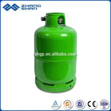 China Zhangshan Hersteller 4.5kg Niedriger Preis LPG Gasflaschenflasche