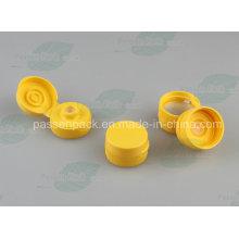 PP tampão plástico da válvula do silicone para o frasco do aperto (PPC-PSVC-001)