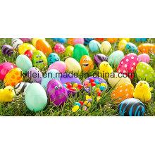 Nuevo huevo de caramelo de los huevos de Pascua de 2016 huevos del caramelo del superventas