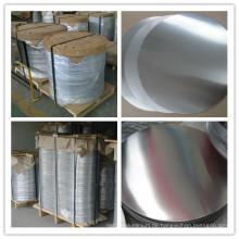 Deep Drawing Aluminium Blech Kreis Made in China