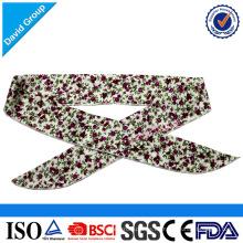 Certified Top Supplier Großhandel Benutzerdefinierte Gel Warm And Cool Schal & Magic Warm Schal & Cotton Cooling Schal