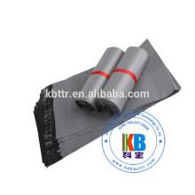 sac de courrier poly blanc d'expédition sac plastique sacs de courrier en plastique gris