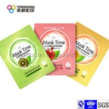 Косметический пластиковый пакет для маски