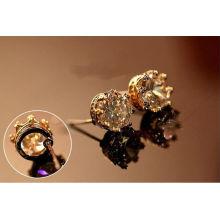 Alloy corpo piercing jóias tiara brinco