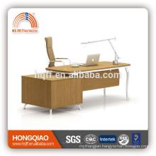 mfc desktop office workstation fancy office desk maple office desk