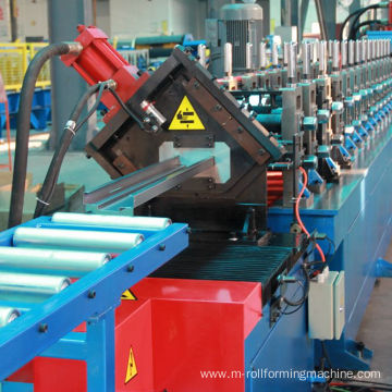 Steel frame coil forming equipment