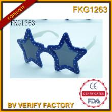 Einfachen Sternform Rahmen Sonnenbrillen für Kinder (FKG1263)