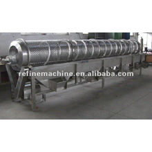 Vegetable and fruit classifier machine