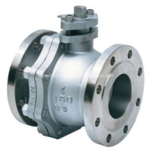 Casted Steel Floating Ball Valve