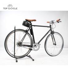 Eco-erneuerbare leichte Gewicht 700C Singlespeed Fahrrad Fixed Gear Elektro Fahrrad Direktversand