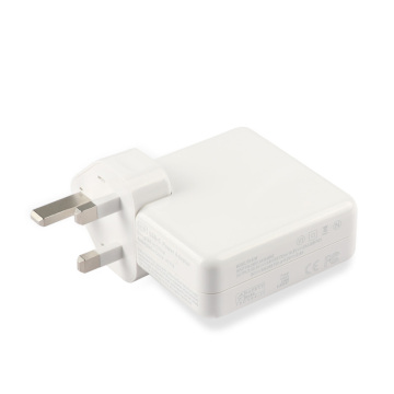 UK 87W USB C Φορτιστής MacBook / PD PDA