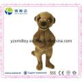 Standing Custom Meerkat Plush Brinquedos de pelúcia