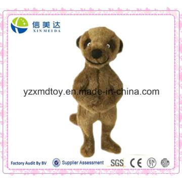 Standing Custom Meerkat Plush Stuffed Toys