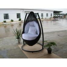 Rede cadeira balanço do rattan Design exterior